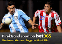 Livestream hos bet365